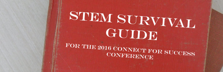 Header image of the STEM Survival Guide