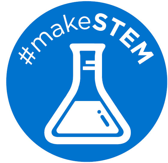 """Throughout the conference, we're asking: """"How do you #makeSTEM at your school?"""""""