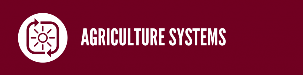 Agricultural systems