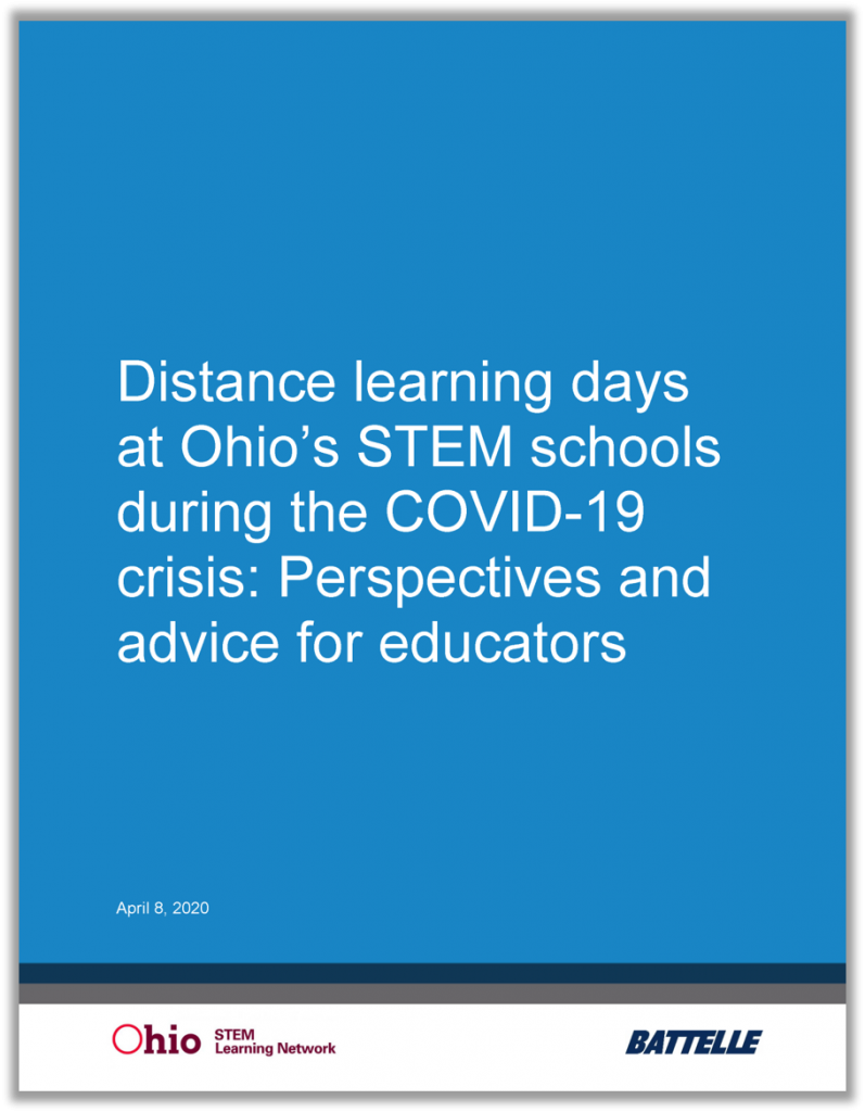 2020 OSLN Distance Learning Report thumbnail